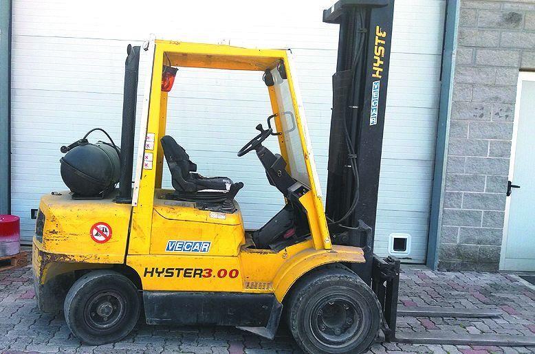 Hyster H3.00XM Usato