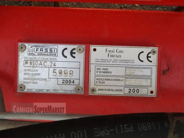 FASSI F110AC.24 used 2004