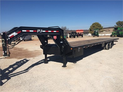 PJ Trailers Online Auction Results - 125 Listings