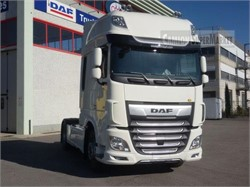 DAF XF460 480 FT SUPER SPACE CAB Usato