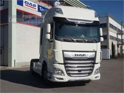 DAF XF460 480 FT SUPER SPACE CAB used