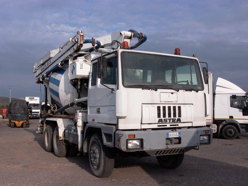 Astra BM6430 #Used 1990