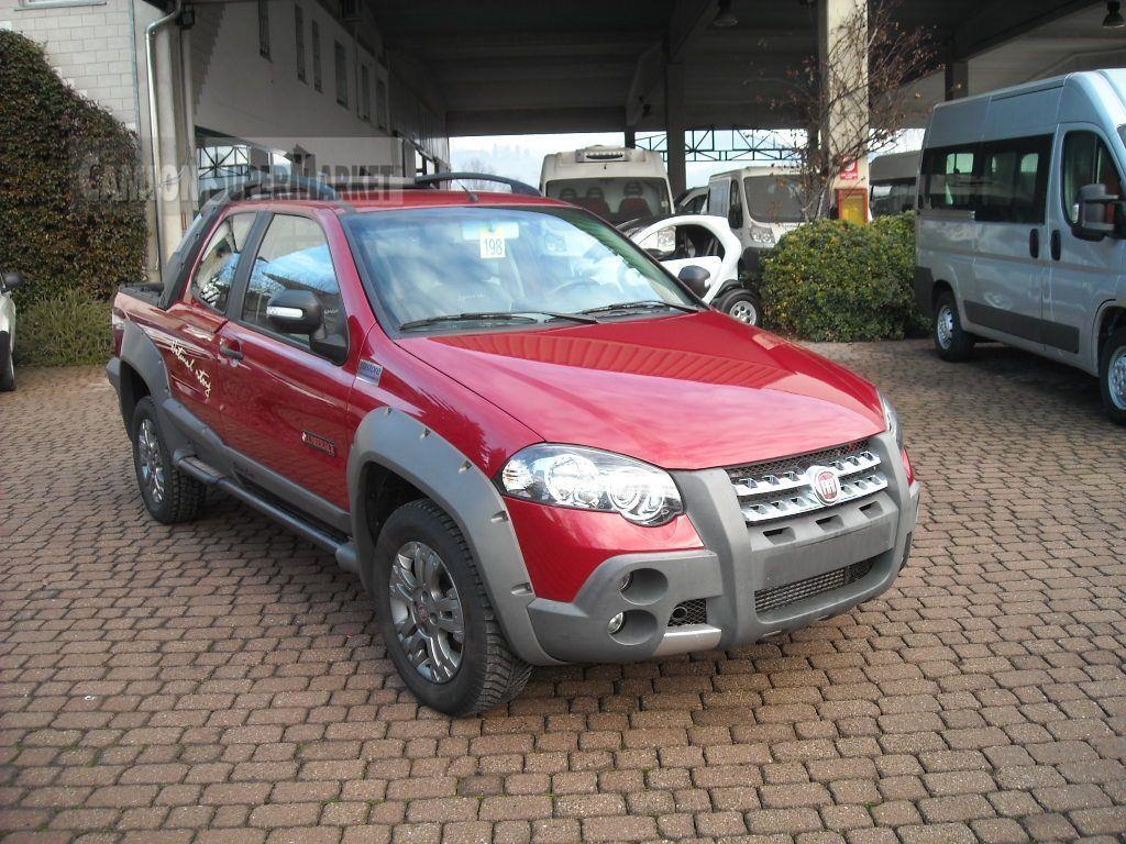 Fiat STRADA Usato 2014