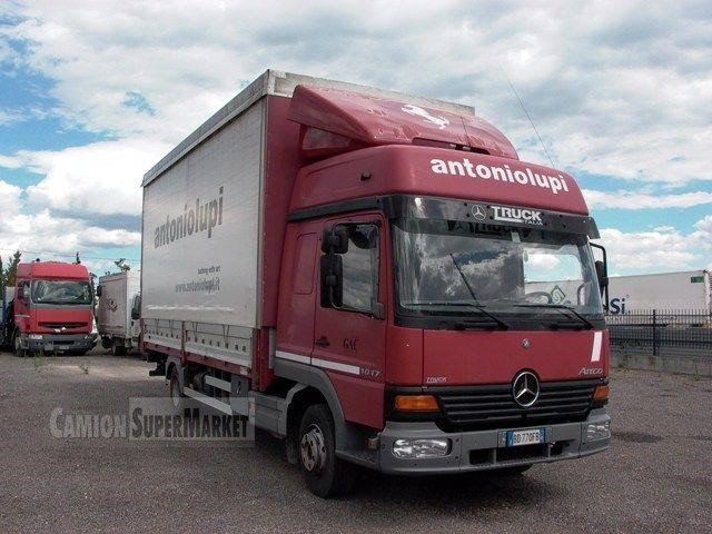 Mercedes-Benz ATEGO 1017 used 1999