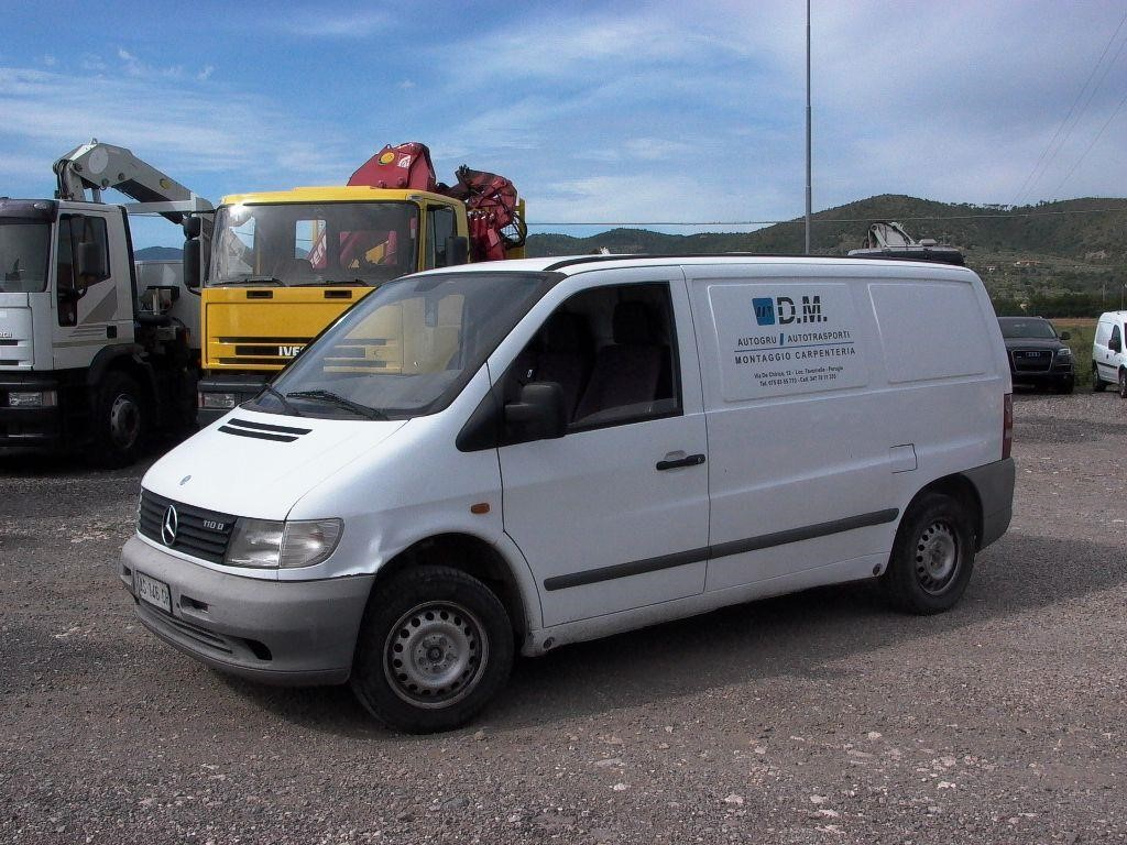 Mercedes-Benz VITO Usagé