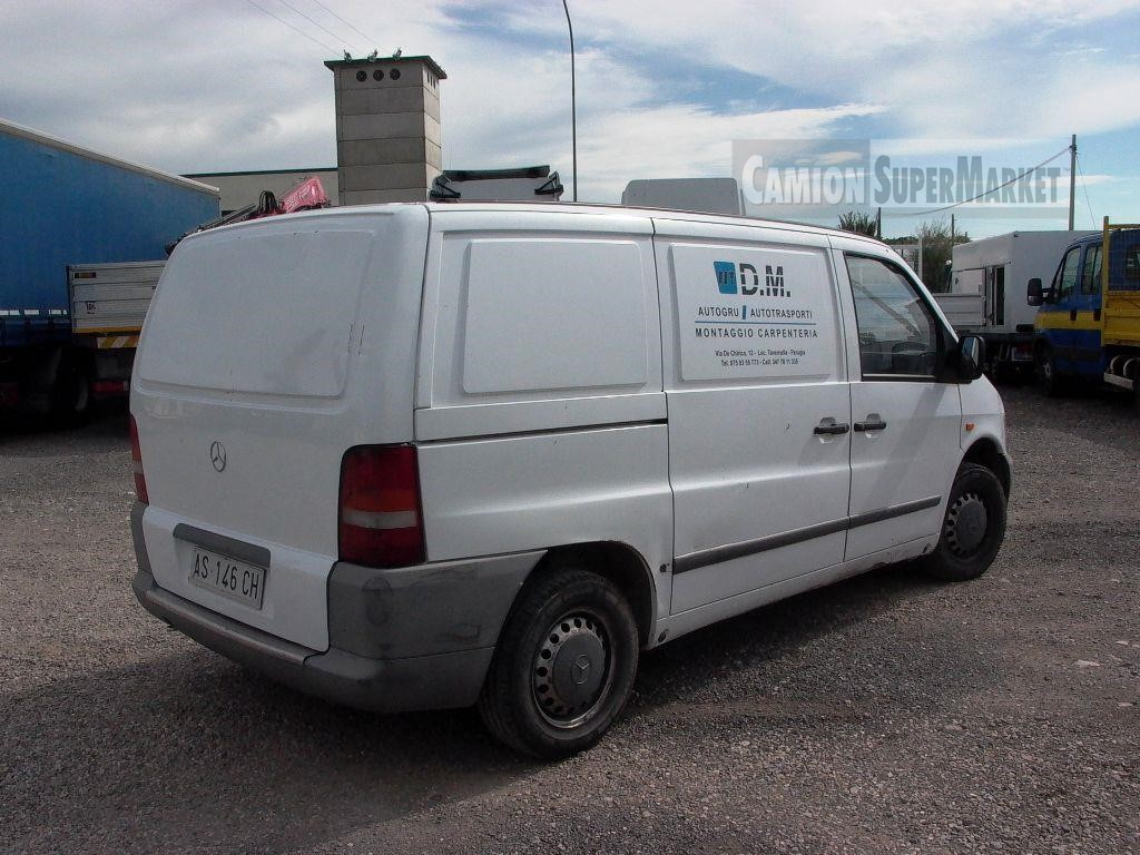Mercedes-Benz VITO Usato 1997 Toscana | CamionSuperMarket ...