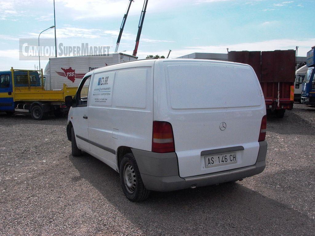Mercedes-Benz VITO used 1997