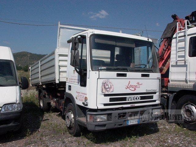 Iveco EUROCARGO 100E15 used 1999