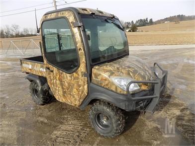 Kubota Utility Vehicles Auction Results - 751 Listings | MarketBook