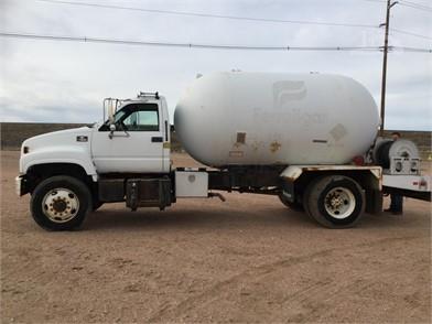 LPG Tank Trucks Auction Results - 70 Listings | TruckPaper