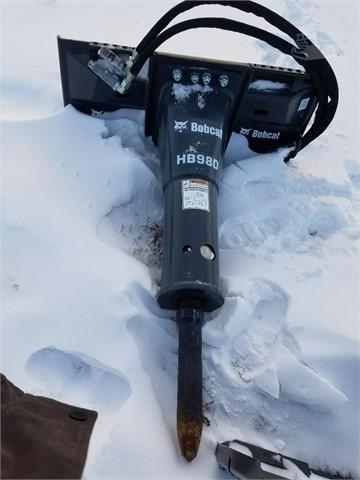 2015 BOBCAT HB980 Hammer/Breaker - Hydraulic For Sale In