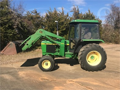 40 HP To 99 HP Tractors Online Auction Results - February 28
