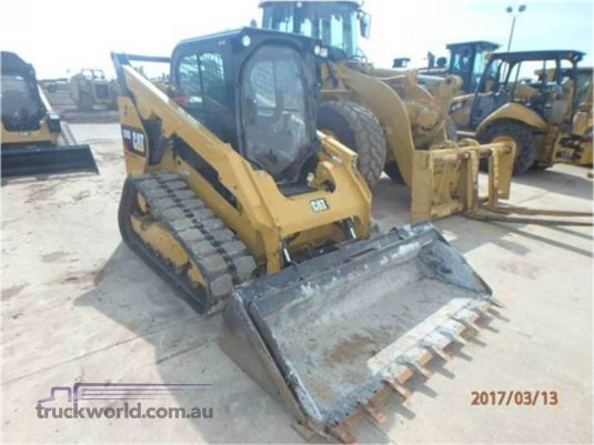 2016 Caterpillar 289D Heavy Machinery for Sale