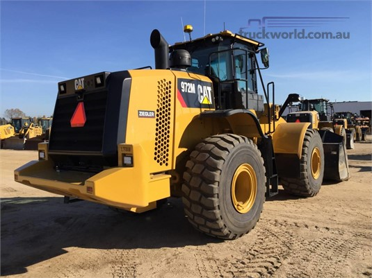 2014 Caterpillar 972M Heavy Machinery for Sale
