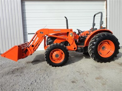 Kubota 40 HP To 99 HP Tractors Auction Results - 711
