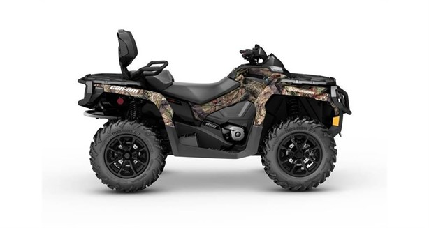 CAN-AM OUTLANDER MAX 850 XT Recreation / Utility ATVs For