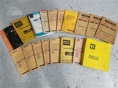 Service Manuals Anleitung Auktionsergebnisse 1