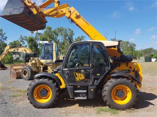 2009 Jcb 531-70 Agri Super Forklifts for Sale