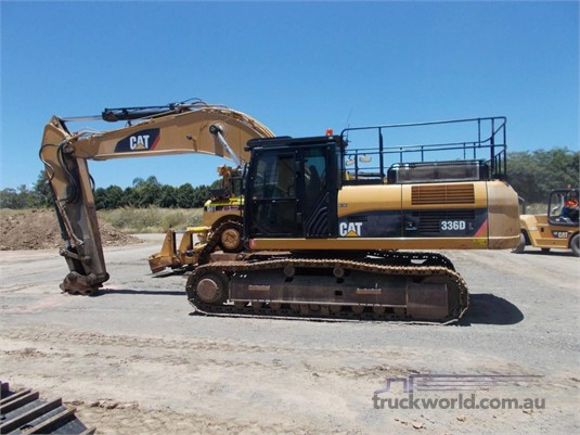 2010 Caterpillar 336DL - Heavy Machinery for Sale