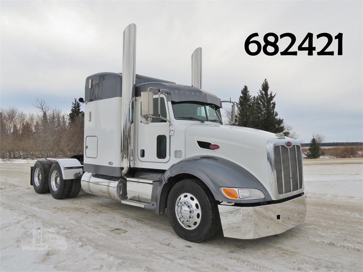 2007 PETERBILT 386 For Sale In Arborg, Manitoba Canada   www ...