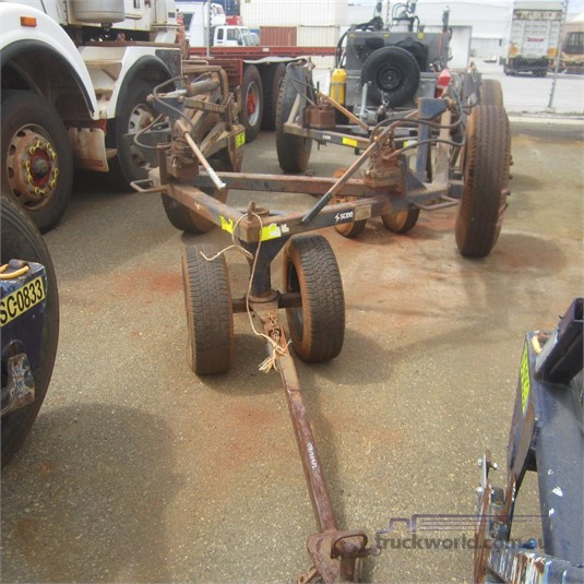 2013 Custom Built CABLE ROLLER JINKER TRAILER Trailers for Sale