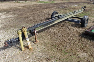 POND AERIATOR SINGLE AXLE TRAILER W/SHAFTS TO HOOK Other
