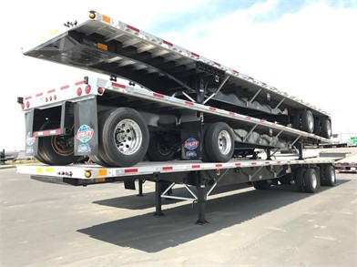 UTILITY Flatbed Trailers For Rent - 29 Listings | RentalYard