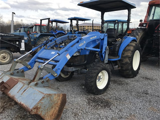 2005 NEW HOLLAND TC35D For Sale In Scottsville, Kentucky | www