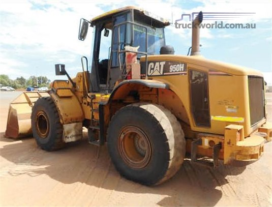 2006 Caterpillar 950H - Heavy Machinery for Sale