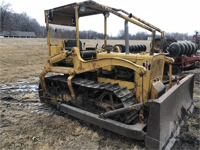 International Crawler Dozers Auction Results - 29 Listings
