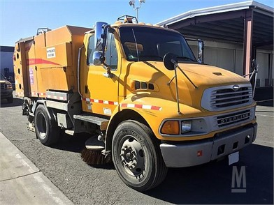 STERLING Sweeper Trucks Auction Results - 39 Listings
