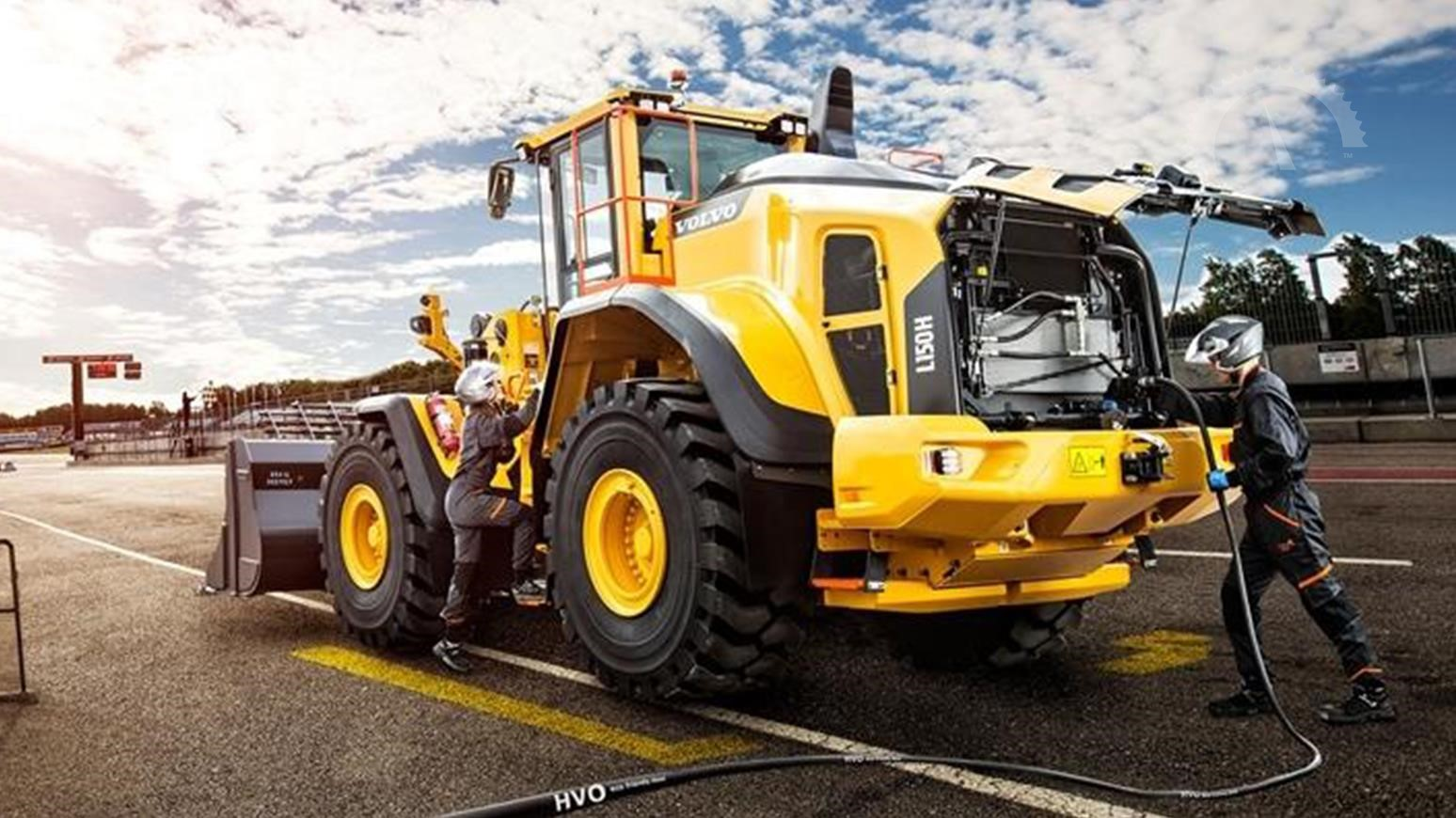 Volvo Offers Wheel Loader Optimization With H-Series 2 0