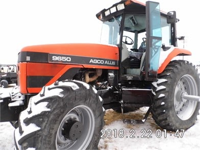 100 HP To 174 HP Tractors Online Auction Results - March 14, 2018