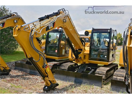 2017 Caterpillar 308E2 CR SB Heavy Machinery for Sale