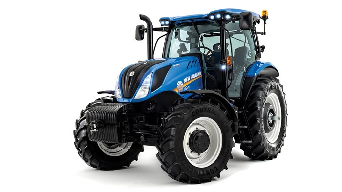 FPT Industrial Powering New Holland Agriculture Equipment