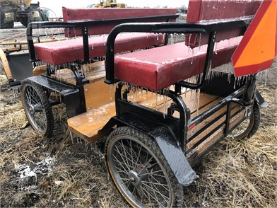 Amish Horse Drawn Equipment Auction Results - 1 Listings