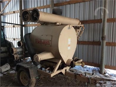 REM Grain Vacs Auction Results - 26 Listings | AuctionTime