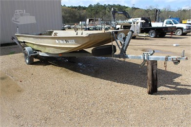 18' Alum  Boat W/ Single Axle Trailer Other Auction Results