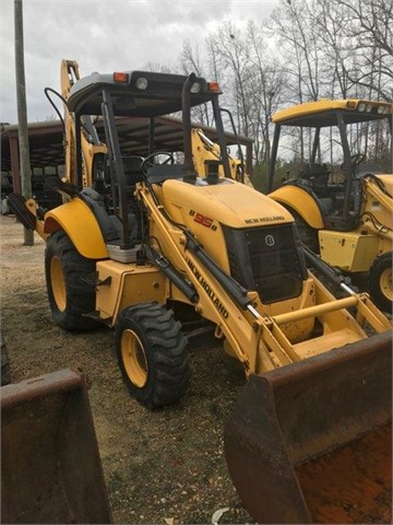 2009 NEW HOLLAND B95B For Sale In Fayetteville, North Carolina