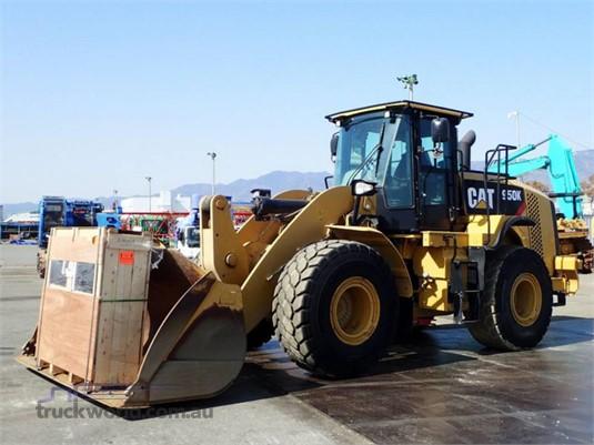 2016 Caterpillar 950K Heavy Machinery for Sale