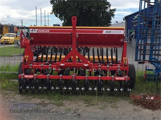 2018 Duncan 18 Row Eco Seeder - Farm Machinery for Sale