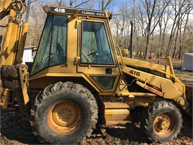 CATERPILLAR 416 Auction Results - 988 Listings