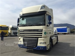 DAF XF105.460 FT XF 105.460 SSC used
