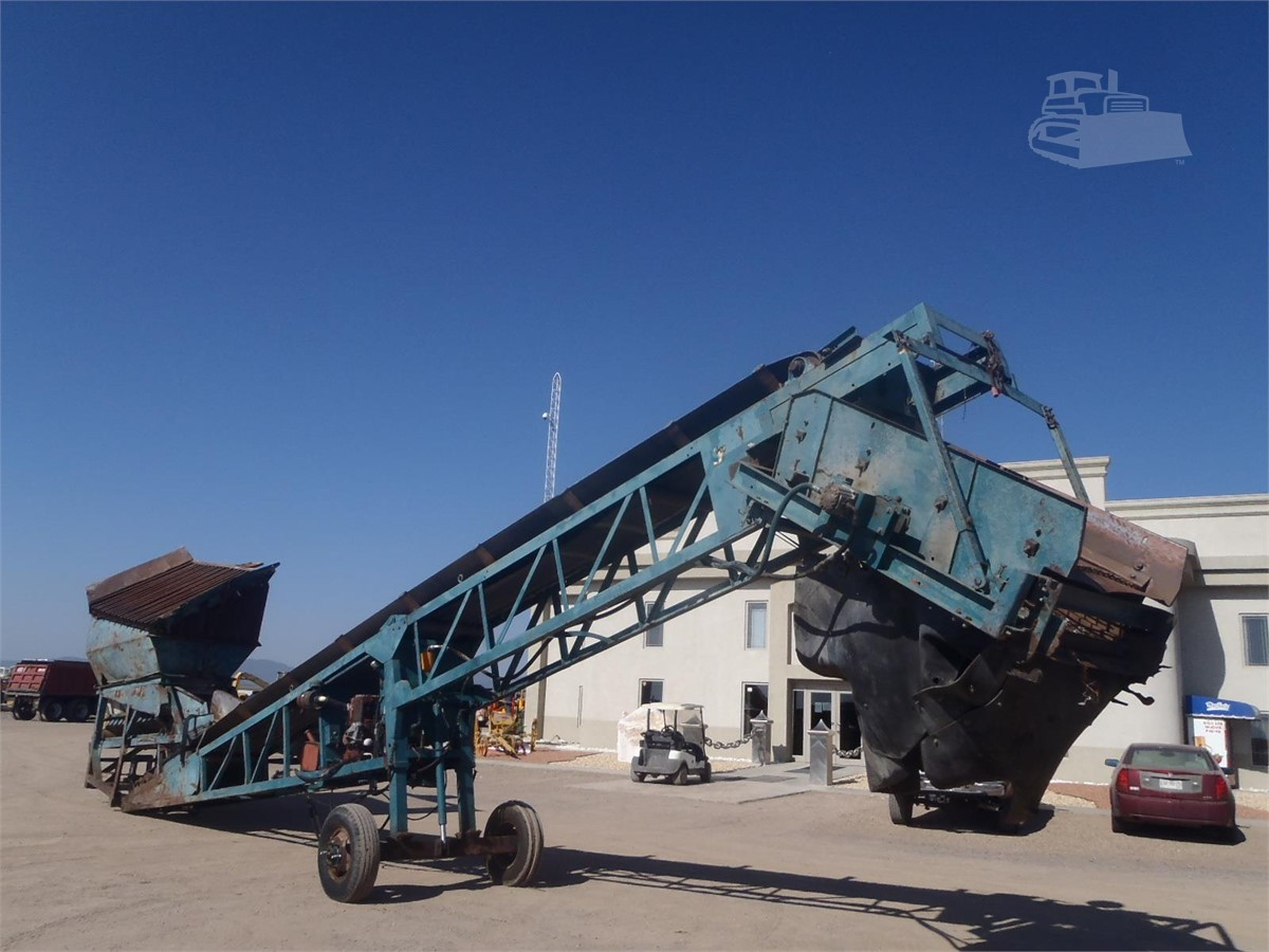 1987 POWERSCREEN MARK II For Sale In Cuauhtemoc, Chihuahua