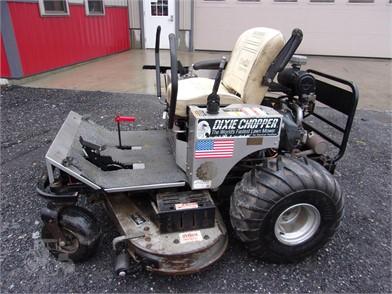 DIXIE CHOPPER Zero Turn Lawn Mowers For Sale - 75 Listings
