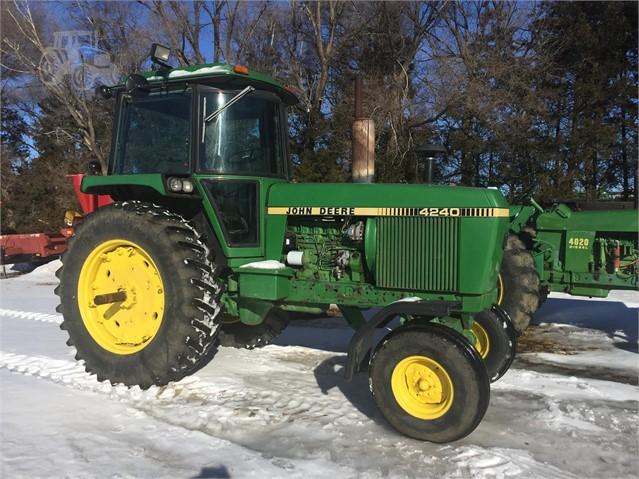1981 JOHN DEERE 4240 For Sale In Norfolk, Nebraska | www