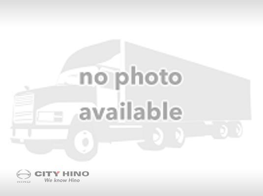 Hino 300 Series Pantech
