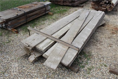 BUNDLE OF 1X8X8 PINE BOARDS   Other Auction Results - 1 Listings