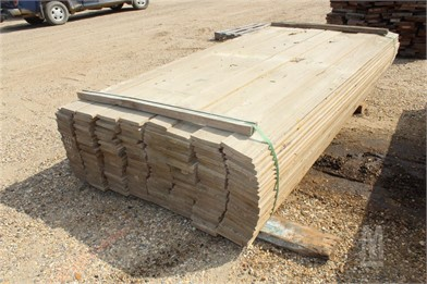 BUNDLE OF 1X6X8 PINE BOARDS Other Auction Results - 1