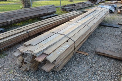 BUNDLE OF 1X4X12 PINE BOARDS Other Auction Results - 1